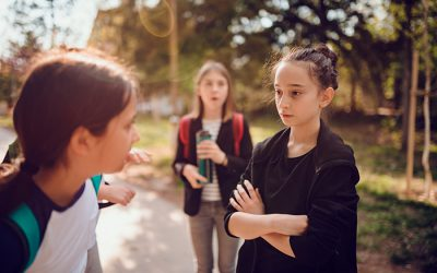 """Not Cool!"" And Other Tools to Stop a Bully in Their Tracks"