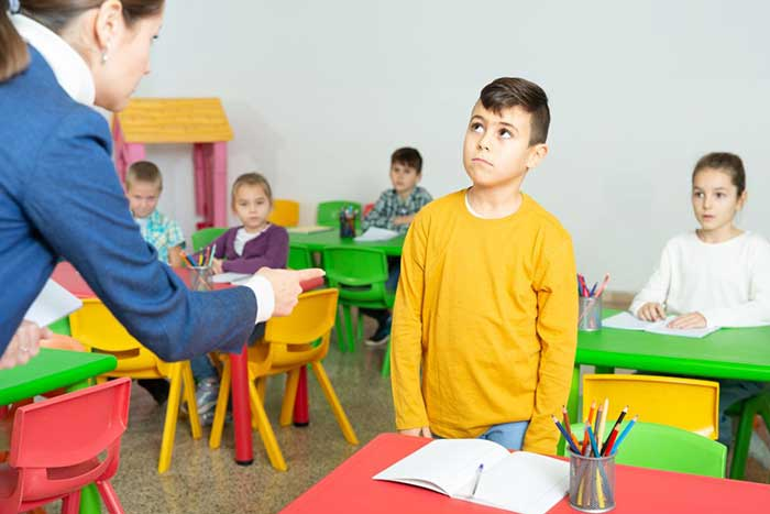 When Teachers or Coaches Bully Students