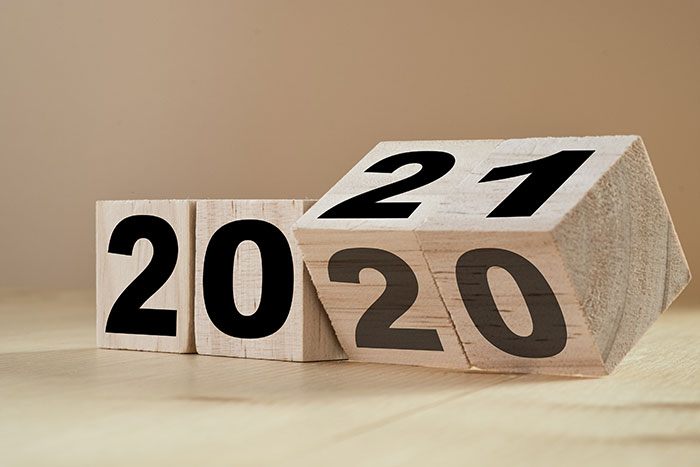 2020 – End of Year Letter
